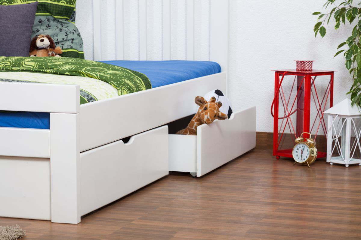 517c67a052b0 4 drawers and Double bed / Storage bed K8